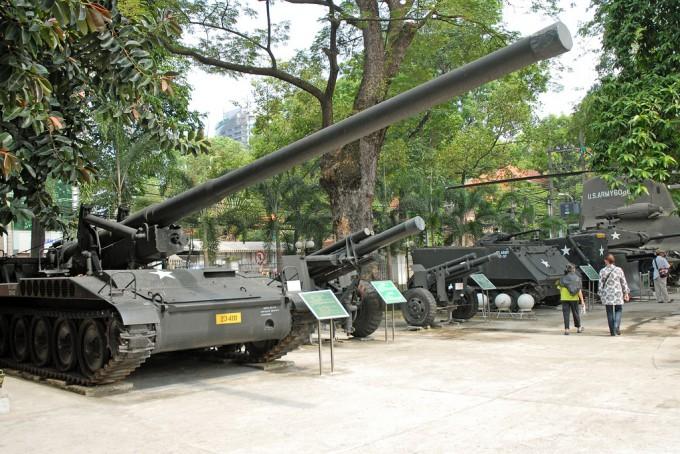 ホーチミン戦争証跡博物館