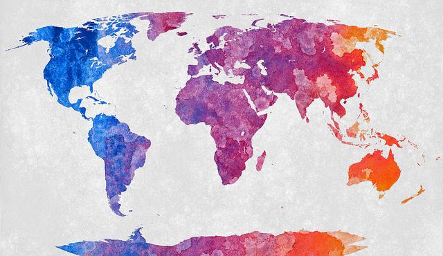 世界の未知の国