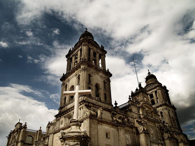 メキシコ・シティ歴史地区