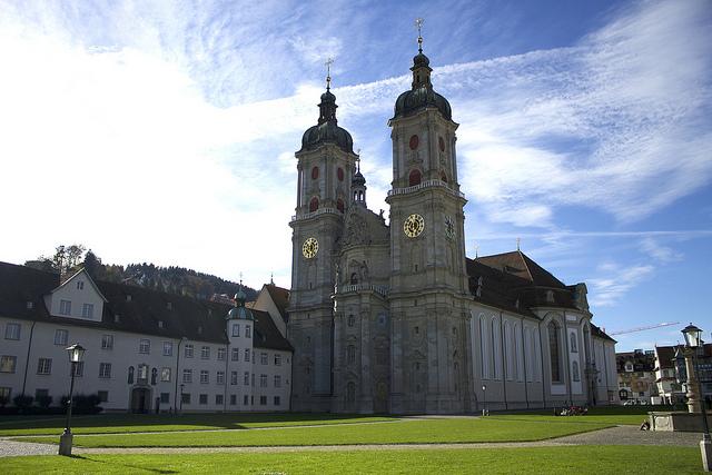 ザンクト・ガレンの修道院