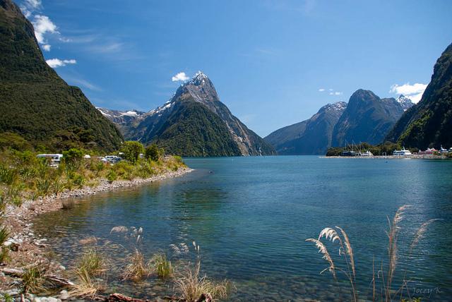 テ・ワヒポウナム-南西ニュージーランド 世界遺産