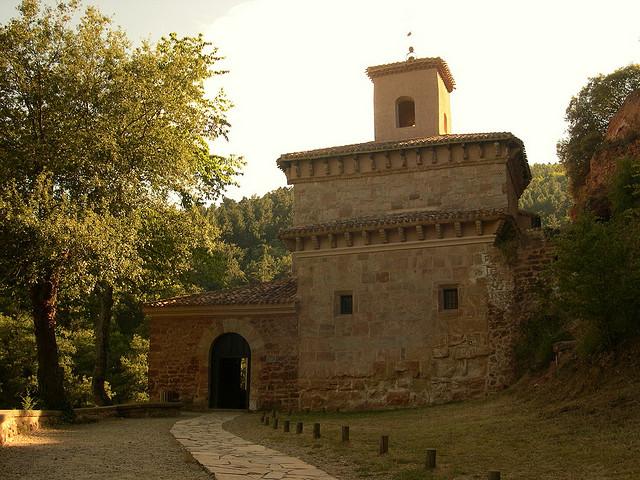サン・ミジャン・ユソとサン・ミジャン・スソの修道院群