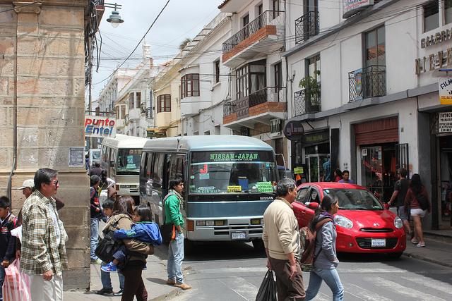 ウユニ バス