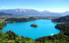 スロベニアのブレッド湖が絶景すぎるから、ちょっと行ってくる