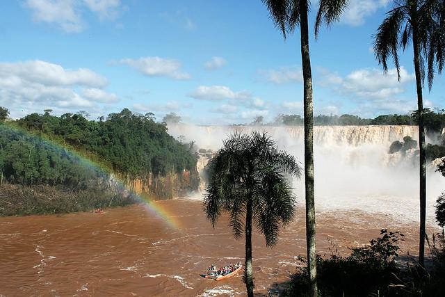 イグアス国立公園(ブラジル側)