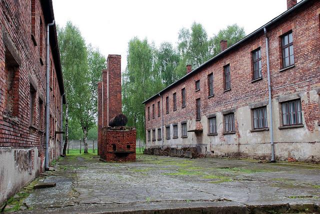 アウシュヴィッツ-ビルケナウ ナチスドイツ強制絶滅収容所