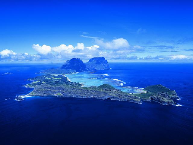 ロードハウ諸島