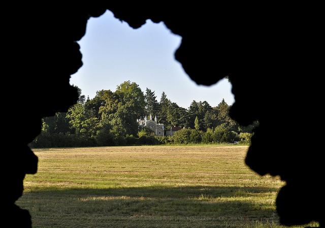 デッサウ・ヴェルリッツの庭園王国
