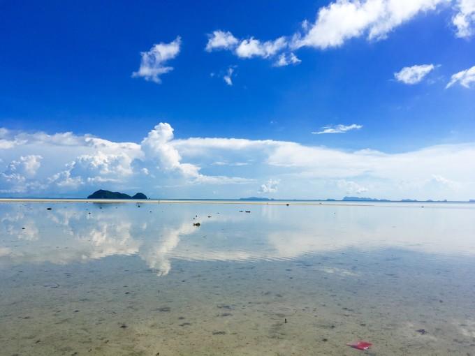 まるでウユニ塩湖?タイ「パンガン島」の魅力はフルムーンパーティーだけじゃなかった