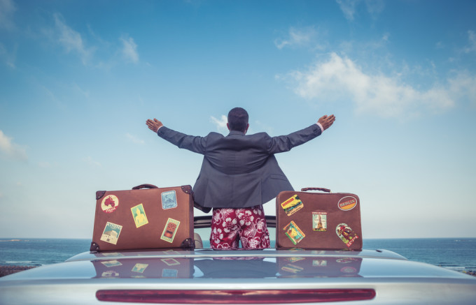 旅行 荷物