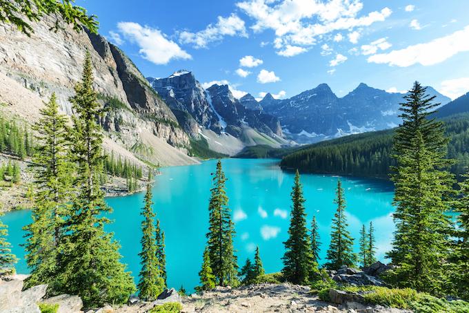 カナダの大自然