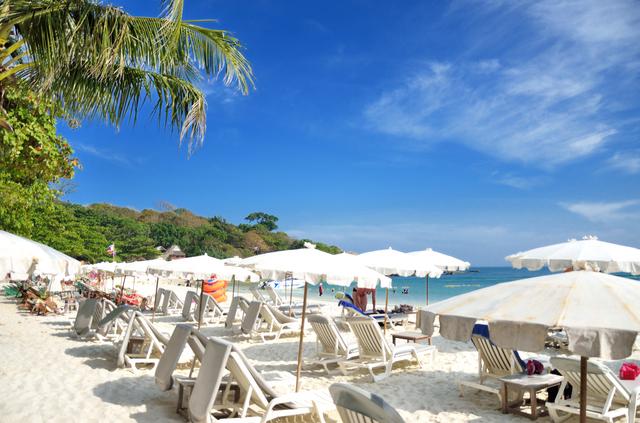 「サメット島」って知ってる?バンコクから最も近い美しいビーチリゾート