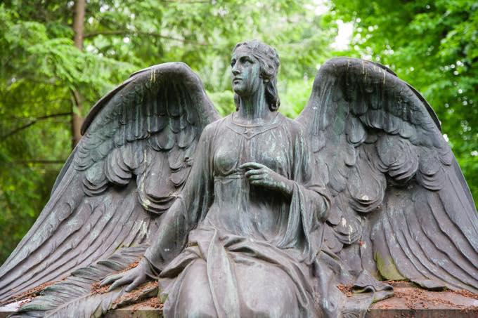 メラーテン墓地