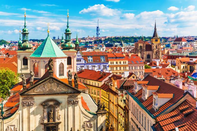 魅惑のプラハでおすすめの観光スポット50選