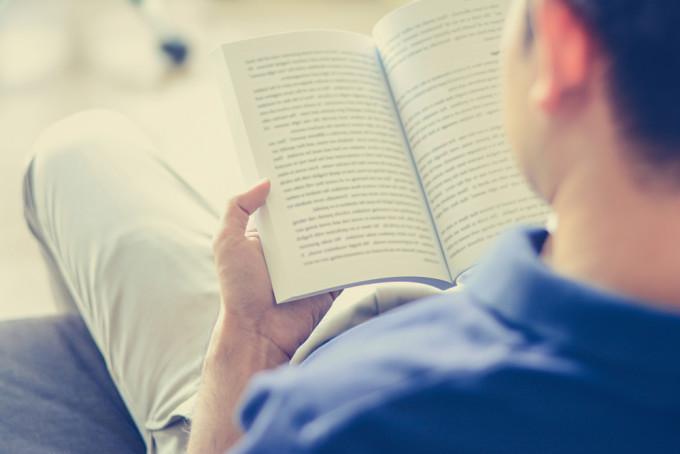 英語の出版物を読む