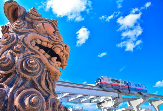 初めての沖縄をお得に旅しよう!電車・バスのフリー切符まとめ
