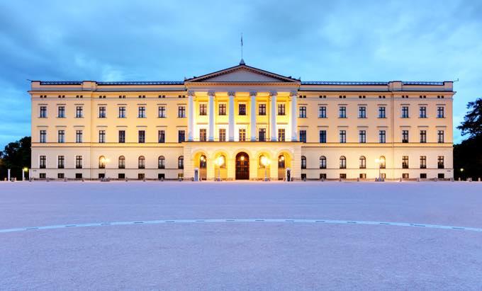 ノルウェー王宮
