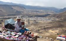 ペルーで徐々に標高を上げて高山病を防ぐ方法