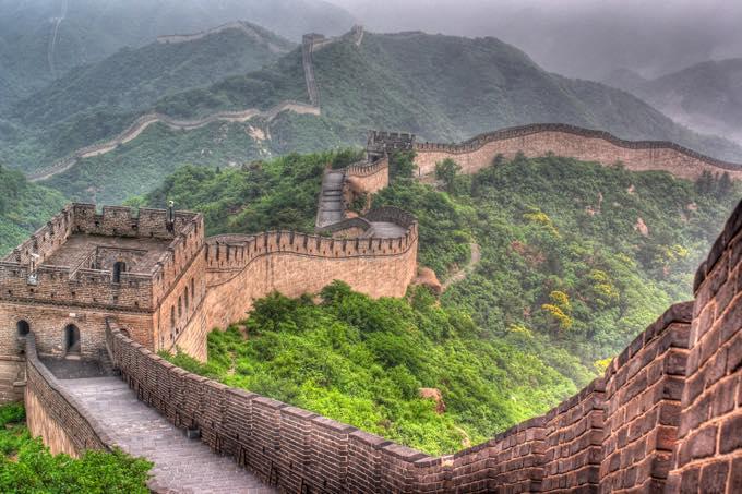 万里の長城(北京)