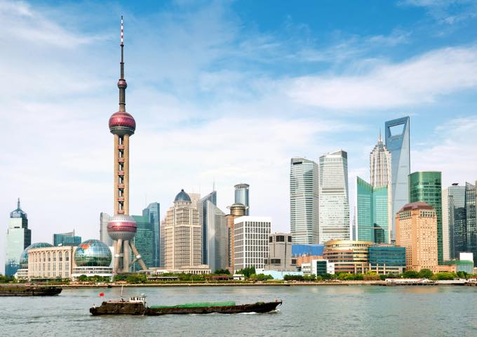 上海環球金融センター(上海)