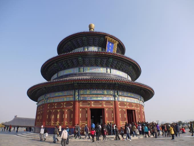 天壇公園(北京)