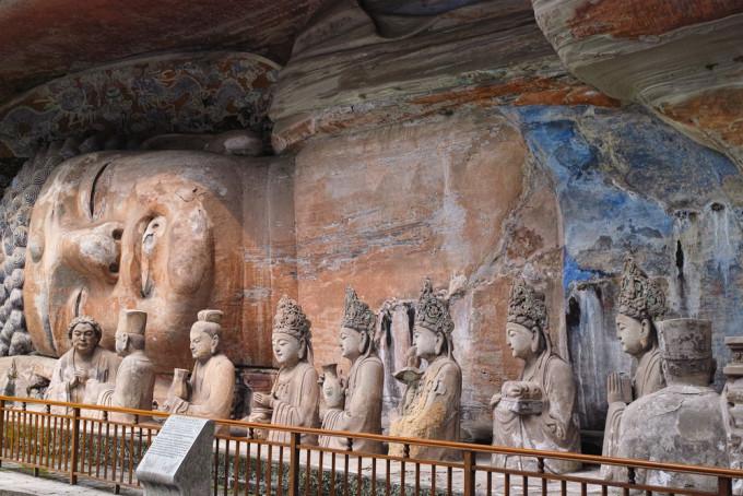 大足石刻(重慶)