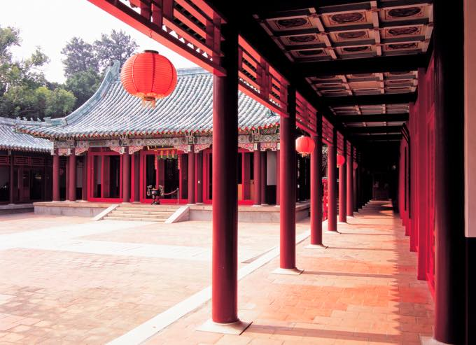台南のオススメ観光スポット35選