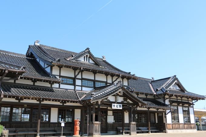 旧大社駅(大社町)
