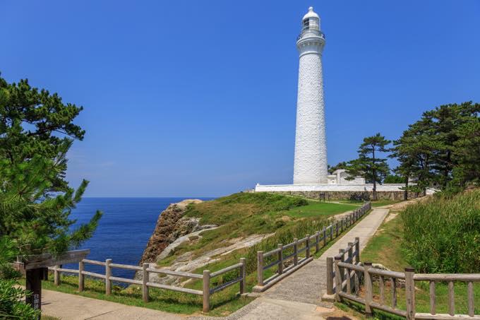日御碕海岸(大社町)