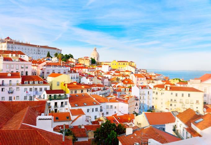 ポルトガルの気候・服装・旅行シーズン