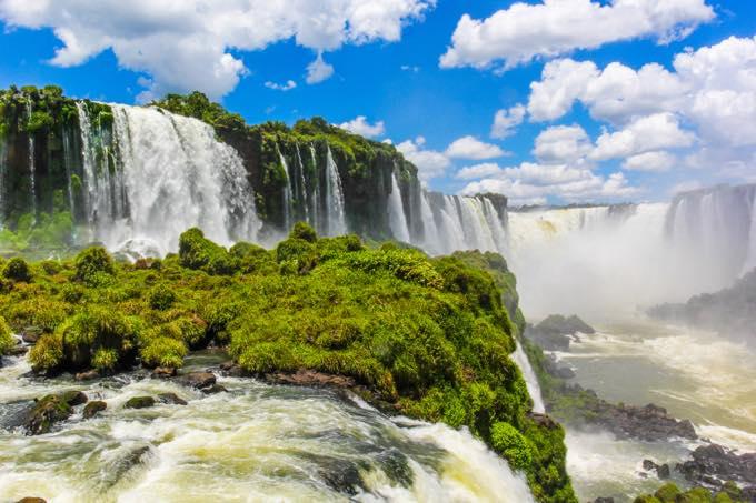 ブラジルの観光スポット・世界遺産
