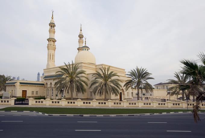ジュメイラ・モスク
