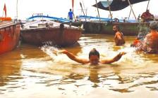 「潔癖症」の人こそガンジス河でバタフライすべき!