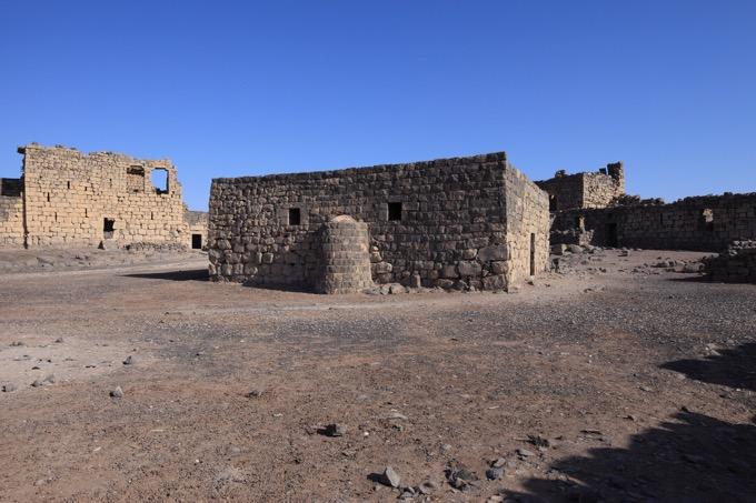 アズラック城