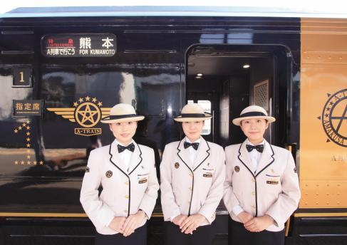 宿泊付き観光列車の旅を当てよう!九州を全6コースの中から選べるキャンペーン開催中