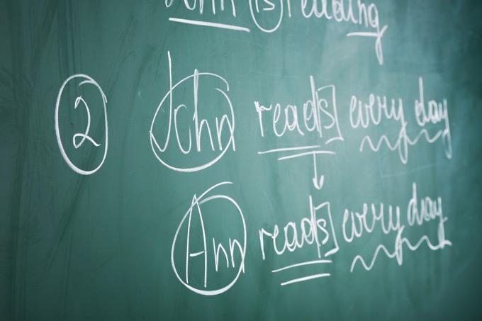 偏差値40代からTOEIC730点!英語の文法を効率的に学習する7つのコツ