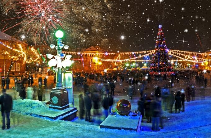 雪祭りや冬のイベントに使えるフレーズ
