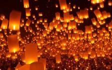 タイのロイクラトン(コムローイ)祭りに2年連続で参加!運が良ければ当日券が買えるかも