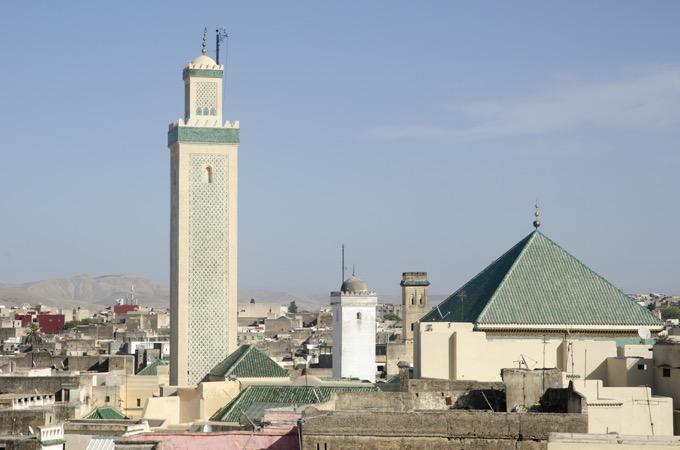 カラウィーン・モスク(フェズ)