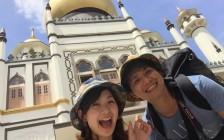 シンガポールで1日王道デート!たった1日で何カ国も旅した気分になれた