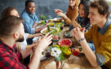 食事中に使える英語フレーズ20選