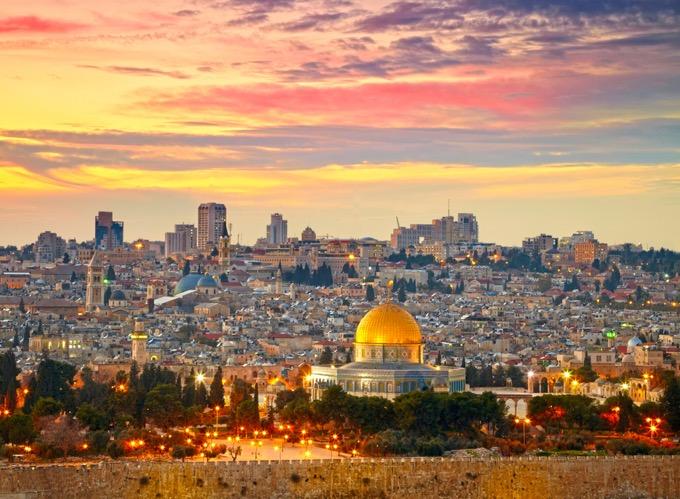 エルサレム(イスラエル・パレスチナ)