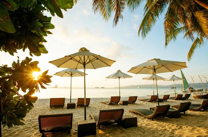 ボラカイ島(フィリピン)