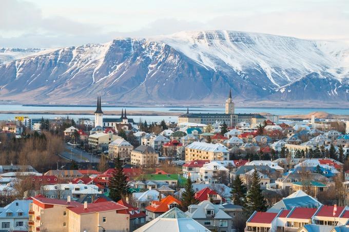 レイキャビック(アイスランド)