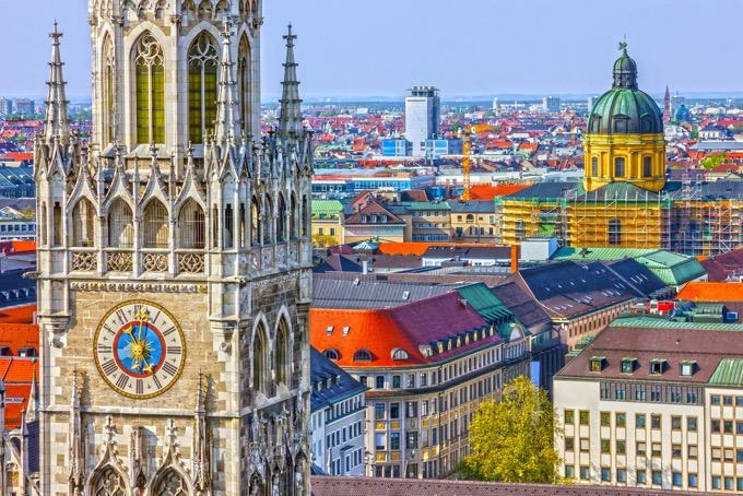 ミュンヘン(ドイツ)
