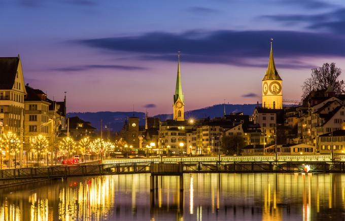 チューリッヒ(スイス)