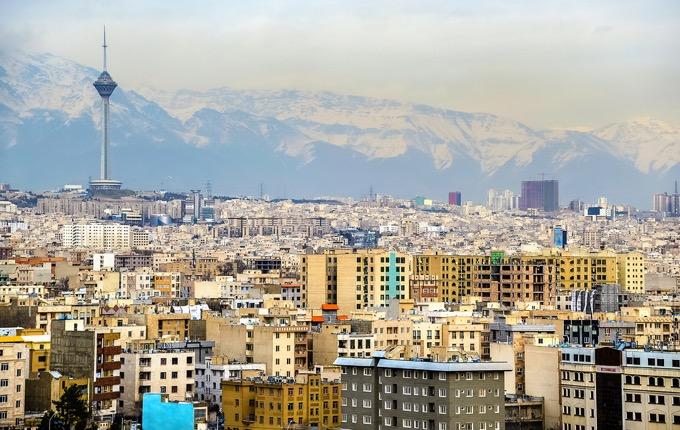 テヘラン(イラン)
