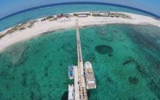 那覇から20分でいける「ナガンヌ島」は島全体が珊瑚だった!