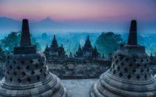 世界最大級の仏教遺跡「ボロブドゥール」の概要と見所