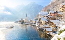 世界で最も美しい湖畔の町「ハルシュタット」の概要と観光スポット